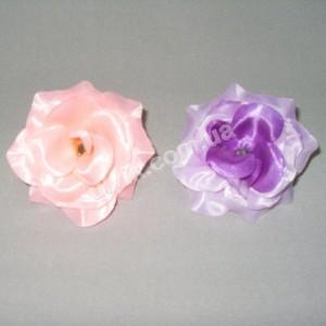 Роза мини атласная ГF-69/4 цветок искусственный