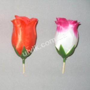 Роза бутон атлас ГF-14(100) цветок искусственный