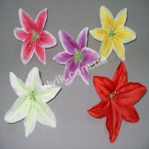 Лилия малая ГЛМ-2 цветок искусственный
