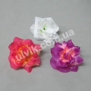 Роза резная ГR 18 цветок искусственный