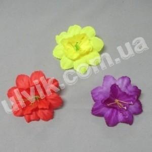 Колокольчик двойной Шя 25 цветок искусственный