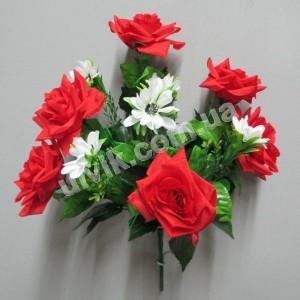 Роза Жозефина 947 букет искусственный
