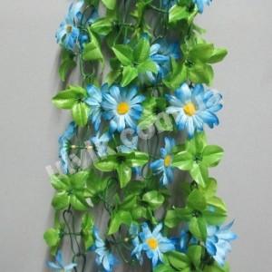 Ромашка цветная № 13 лиана искусственная