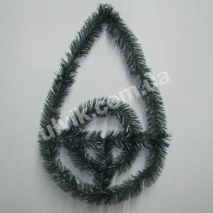 Капля кольцо П 7 поминальная