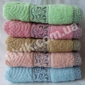 Версаче 10л полотенце махровое для лица