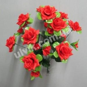 Роза Прелесть 670 букет искусственный