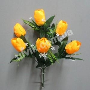Тюльпаны 400 букет искусственный