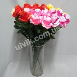 Роза на ножке 1-ка Р-0  цветок искусственный