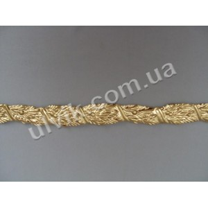 Полоса 3,23 лавровая плетёнка