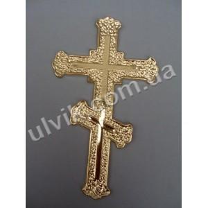 Крест 1,09 узорчатый