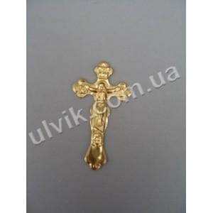 Крест 1,25 микро с распятием
