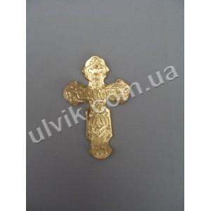 Крест 1,33 малый ажурный ровный