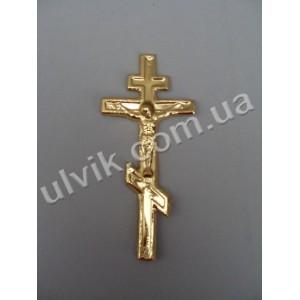Крест 1,27 малый с распятием