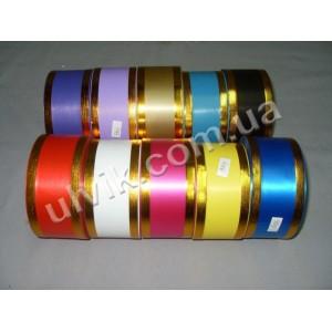 Золотой кант ЛХ 5/50 лента декоративная