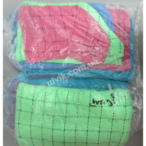 Полотенце 428 махровое клетка