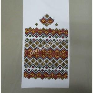 Орнамент 407 габардиновое полотенце