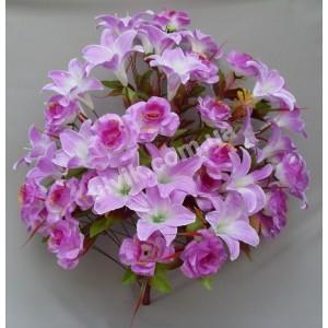 Роза лилия  В 14/48 букет искусственный