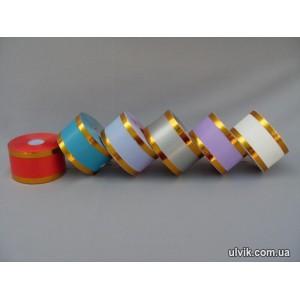 Золото кант ЛМ1 6/50 лента декоративная