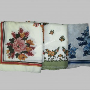 Цветной Од 7 головной платок