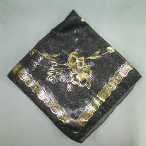 Шифон золото П-к 5 платок головной
