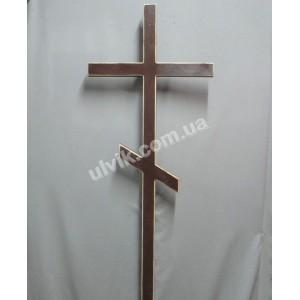 Крест 3 ровный морилка