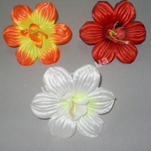 Лилия круглая двойная ШК 279 цветок искусственный