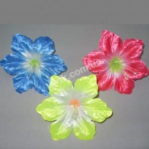 Теснённый атлас ШТ 780 цветок искусственный