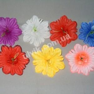 Мальва двойная ШЯ 6 цветок искусственный