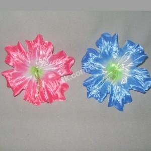 Мальва резная ШР 319 цветок искусственный