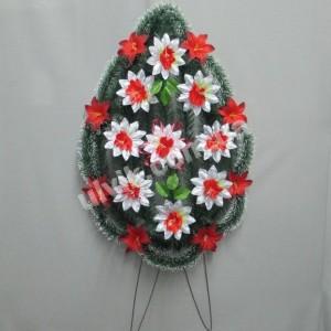 Миргородский ВУ 4а венок украшенный