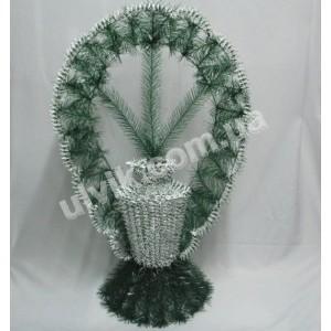 Кобра ваза К 42 корзина ритуальная
