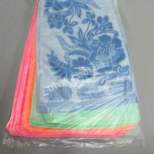 Полотенце 603л синтетика Цветок