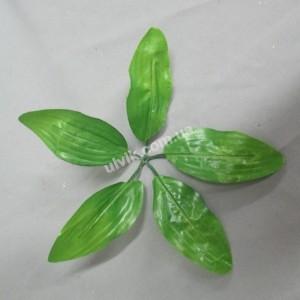 Орхидея АУ 001 лист искусственный