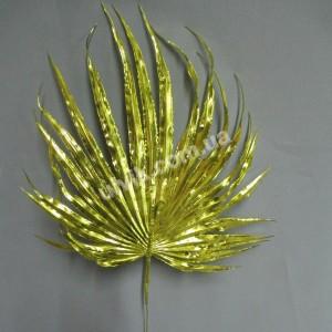 Лист Пальмы ВА020G большой пластмассовый