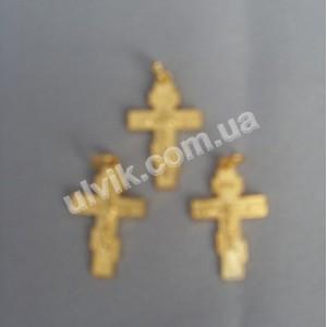 Крестик нательный Кр 7 нат